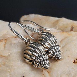 FP Silver Earrings